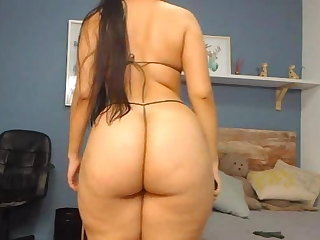 Colombian Colombiana 20 years old