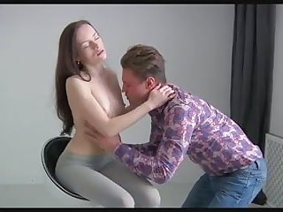 Femdom young fuck love anal