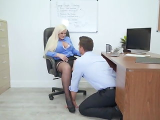 JOI Julie Cash getting dicked down properly