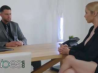 Seth Gamble Kendra Spade Emily Willis - The Factory Part 4 Seth Gamble
