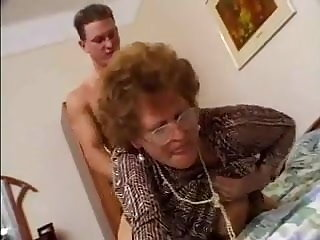 Granny and her boarder
