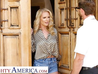 all Naughty America - Rachael Cavalli fucks a virgin friend of h