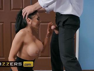 Big Tits at Work - Audrey Bitoni Charles Dera - Emergency