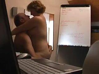 African mature ofice sex