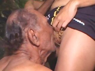 Ecuador film grannies fucks
