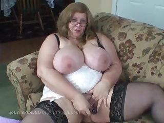 Curvy Sharon - Your Mom's Best Friend Curvy Sharon