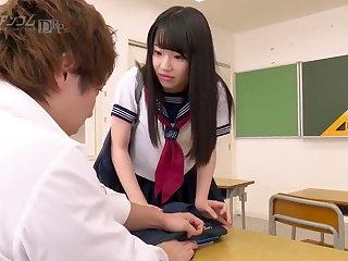 Maid Yuna Himekawa :: Go To School 2 - CARIBBEANCOM