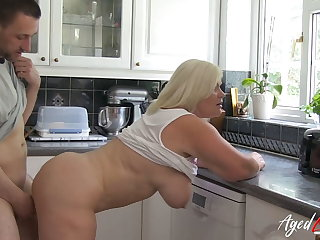 AgedLovE, Lacey Starr Hardcore Busty Mature Chick