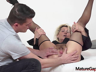 all Hot granny fucked hard