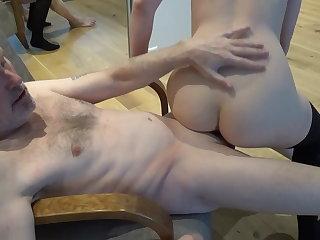 Norwegian Pervert Ulf Larsen & prostitute Angel!