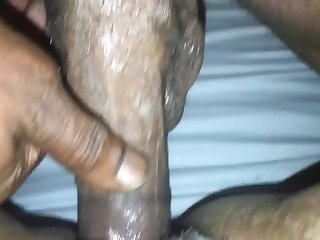 Big Clits HOT SQUIRT & CREAMPIE FOR THIS CREAMY PUSSY